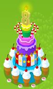 8th Birthday Cake click5