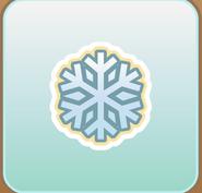 JAG Stamp snowflake