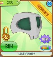 Skull Helmet 2