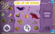 Call oft he alphas journey book pae
