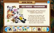 Jamaa Journal Panda Collection