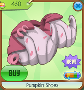 Shop Pumpkin-Shoes Pink