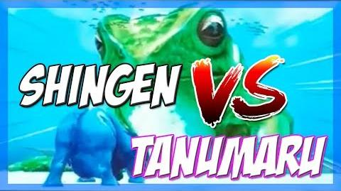 Strong Animal Kaiser Maximum Tournament Shingen VS Tanumaru 17 Jun 2017 3pm Final