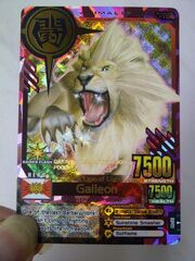 GalleonCard