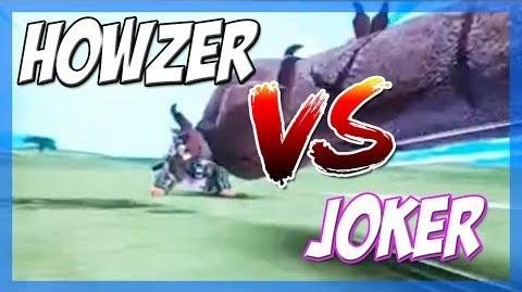 Strong Animal Kaiser Maximum Tournament Howzer VS Joker 17 Jun 2017 1pm Final