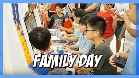Strong Animal Kaiser Maximum Family Day