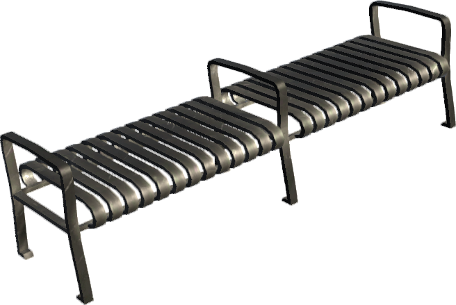 Admirable Metallic Park Bench Animallica Wiki Fandom Powered By Wikia Ibusinesslaw Wood Chair Design Ideas Ibusinesslaworg