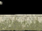 Small Concrete Fence