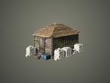 Stonemason's Hut