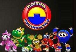 Animal Mechanicals Logo