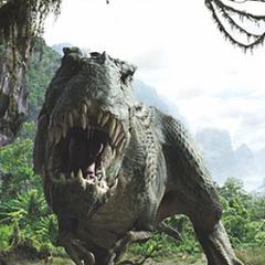 T rex - King Kong