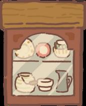 Ornate Cupboard