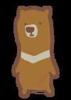 Scarred Bear