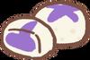 Purple Sweet Potato Bun