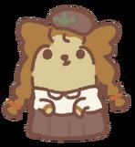 Uniformed Yorkie Pup