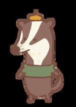 Artist Badger