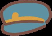 Train Conductor's Hat