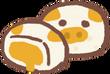 Custard Bun