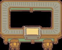 Modern Mechanical Carousel