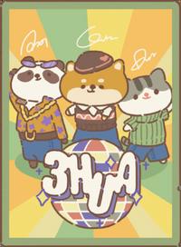 3hua poster