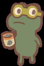 Indoor Toad