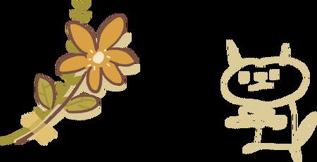 Letter Covered in Doodles