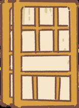 Simple Wooden Doors