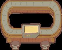 Round Carousel