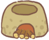 Small Stone Stove