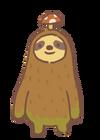 Mushroom Sloth