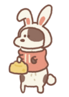 Picnic Lop-Eared Rabbit
