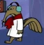 Super Secret Squirrel Anteater