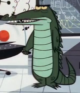 PPG 1998 Crocodile