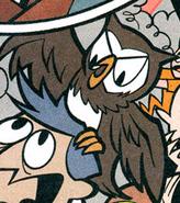 PPG Comic Owl