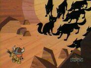 Dexter's Lab Wolves
