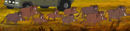 Phineas and Ferb Warthogs