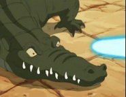 Totally Spies Crocodile
