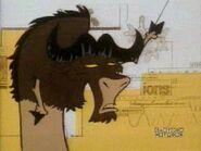 Dexter's Lab Wildebeest
