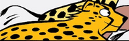 PPG Comic Cheetah