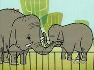Dexter's Lab Elephants
