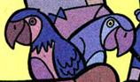 PPG Comic Macaw