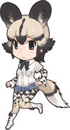 African Wild DogOriginal