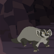 Wild Kratts American Badger
