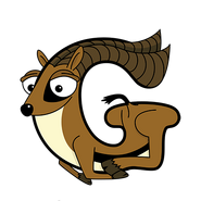 G for Gazelle