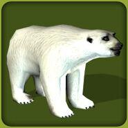 Polar Bear (Blue Fang)