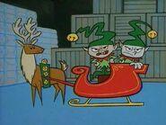 Dexter's Lab Reindeer