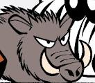 PPG Comic Warthog
