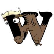 W for Wildebeest