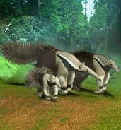 Giant Anteater ZT