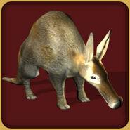 Aardvark (Blue Fang)